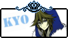 VOCALOID - KYO Stamp by MisteryEevee