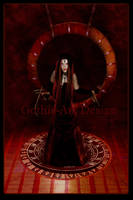 Dark Queen by ArefinPrints