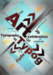 Typogaphy brochure: front by hellogoodbye-155