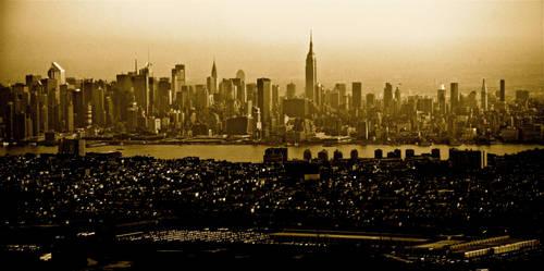 The City by Cestmann