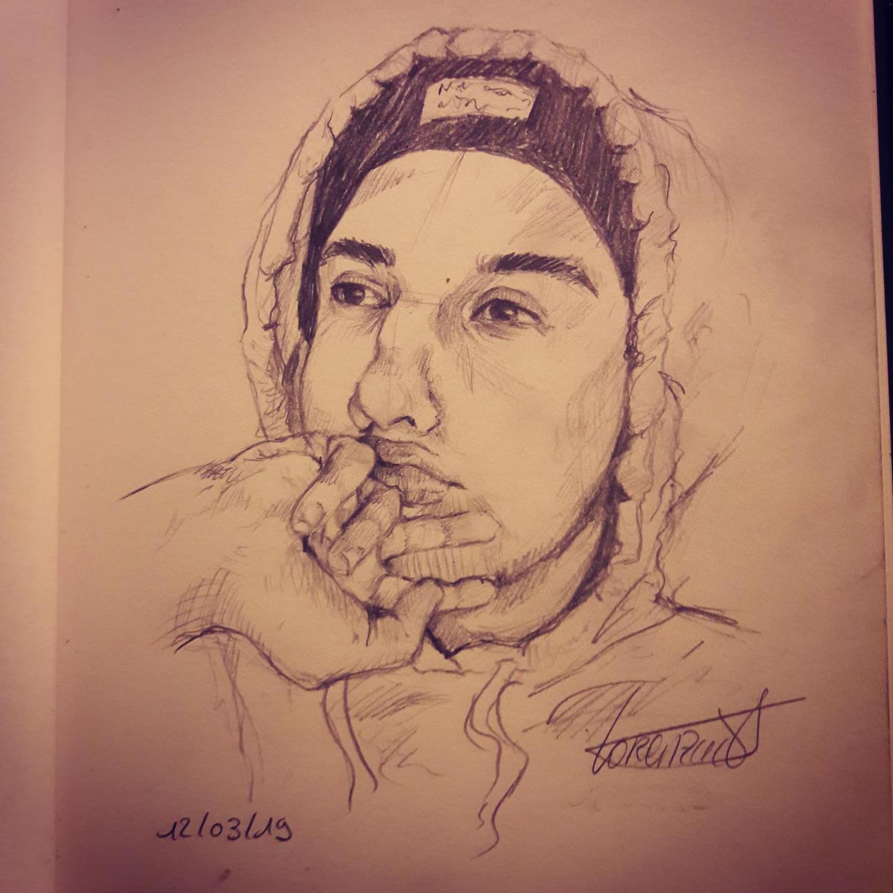 Anonymous Tinder Portrait n6