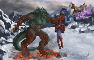 Monsters Battle