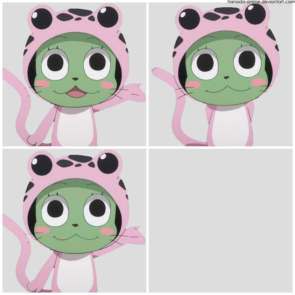 Fairy Tail Frosch: Pack Render Frosch ( Fairy Tail ) By Hanada-Anime On