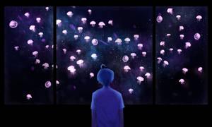 jellyfish by panako