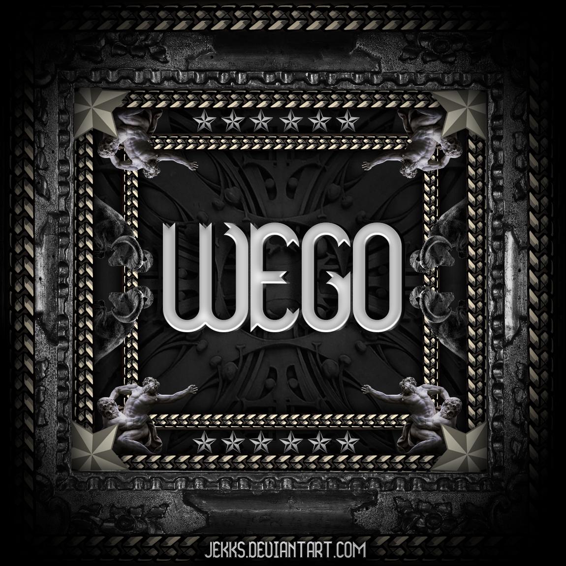 Wego mixtape cover by jekks on deviantart for Free mixtape covers