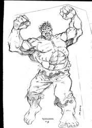 Hulking Out by Boyann