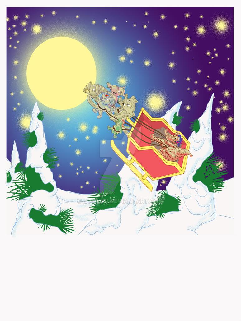 Santa! by Boyann