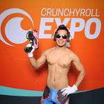DVa cosplay @ Crunchyroll Expo 2018