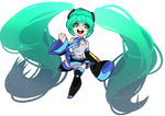 Pixel - Hatsune Miku