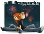 still fireworks