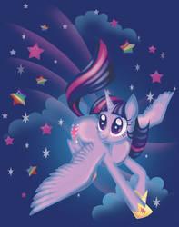 sparkle princess by LumosLightning