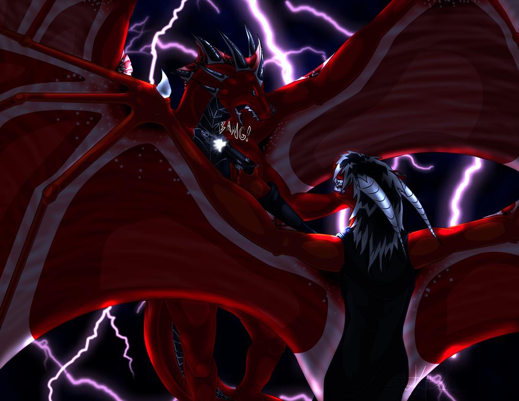 """PC """"Battle in the Storm"""" by Neffertity"""