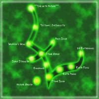 Elemental Power Tree: Earth by Neffertity
