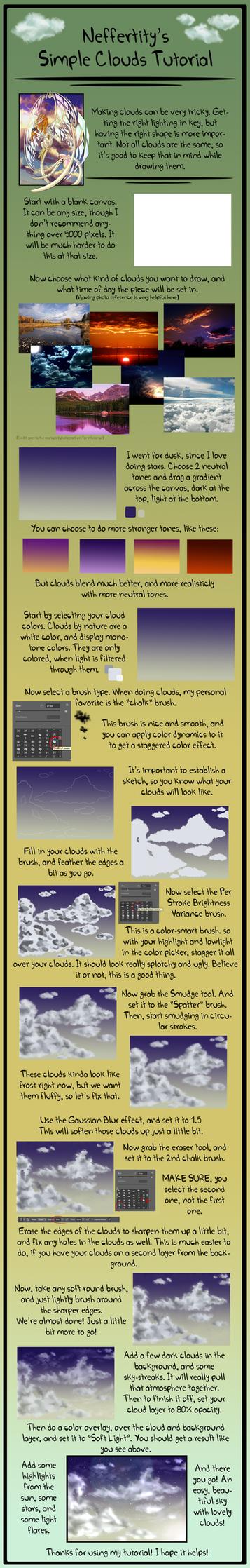 Cloud Tutorial by Neffertity