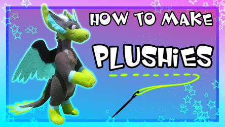 [YOUTUBE] How to Make Plushies!