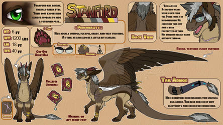 [$COM] Stanford Reference Sheet