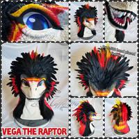 [P] Vega the Utahraptor