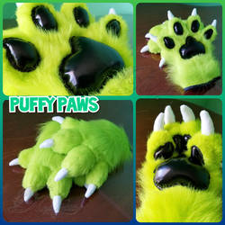 [F] Puffy Paws