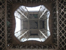 Tour Eiffel 1 by Owps