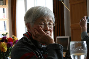 Portrait '12 _ Sleeping Grandma by Owps