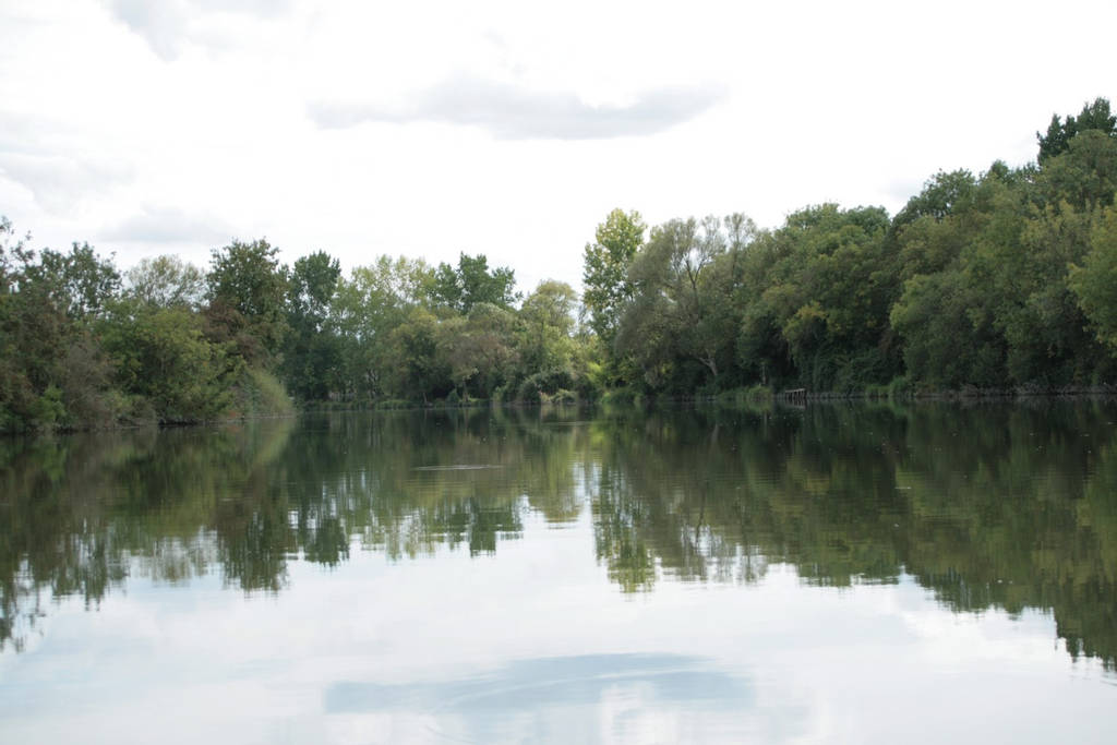 Reflection '2 _ Au bord de l'eau by Owps