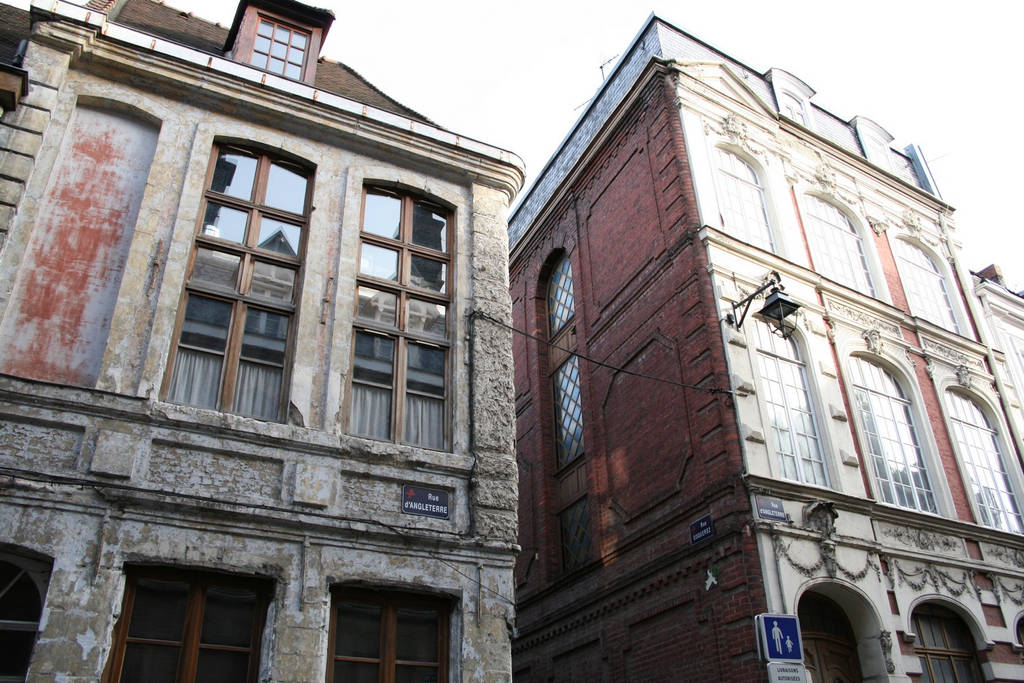 Lille '3 _ Old House by Owps