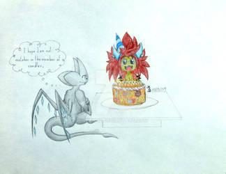 [Gift] Happy birthday, Wichard Jr!