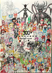 Special +300 Watchers