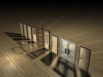 Doors by viniciuskr