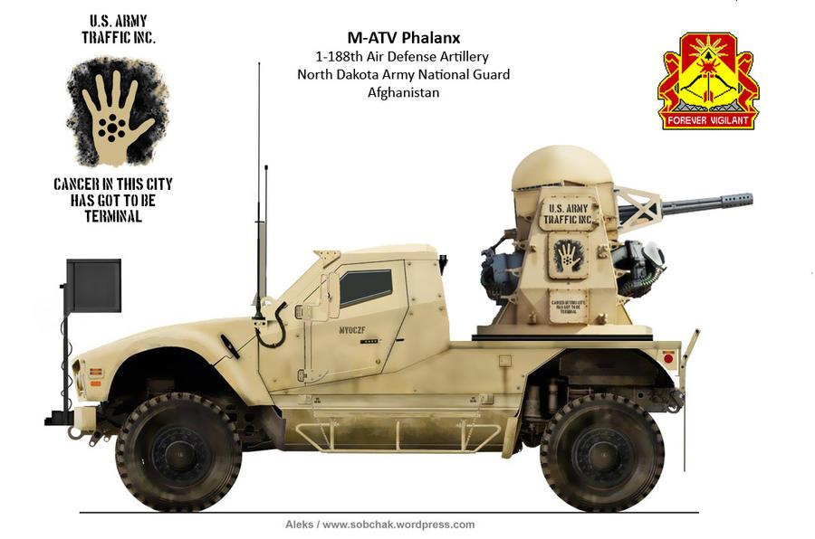 Oshkosh Truck Interior >> M-ATV Phalanx by db120 on DeviantArt