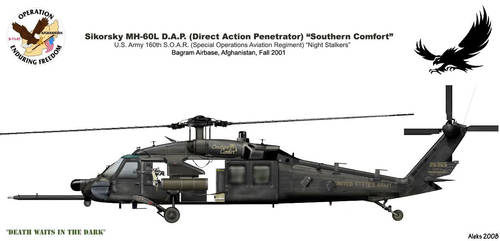 Sikorsky MH-60L D.A.P.