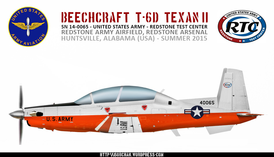 US Army T-6D Texan II by db120
