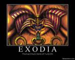 EXODIA= CHUCK!