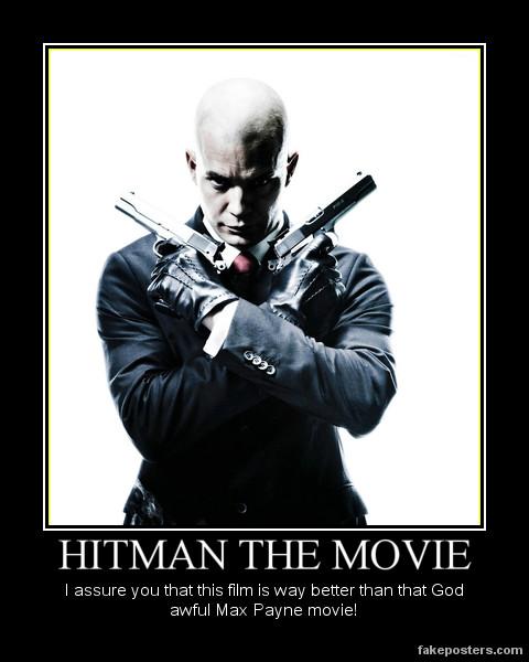 Hitman Movie Cover