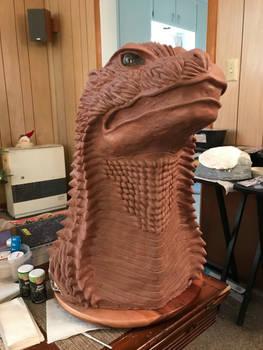 Godzilla Suit Project Resurgence 58