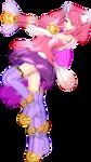 (MMDxLeague of Legends) Star Guardian Lux!