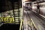 Pape Subway Tunnel