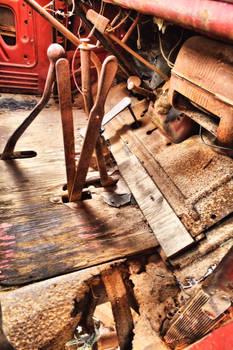 Rusting: Floorboards