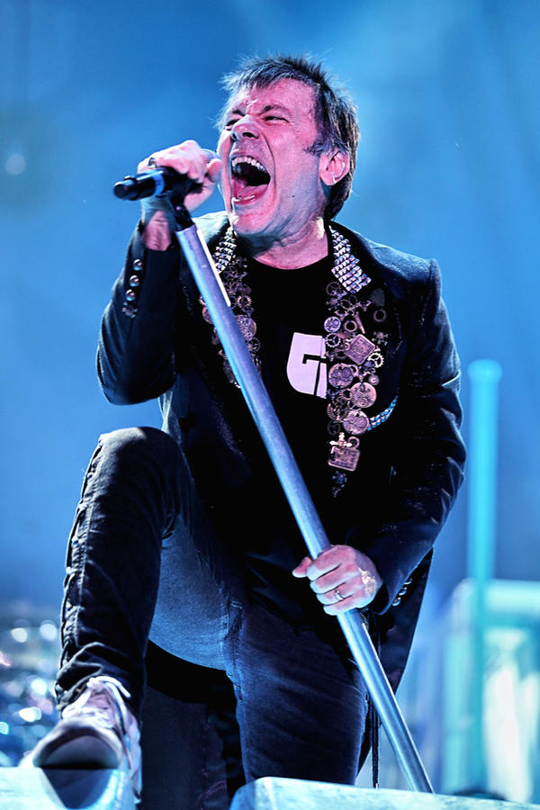 Iron Maiden: Bruce Dickinson I by basseca on DeviantArt