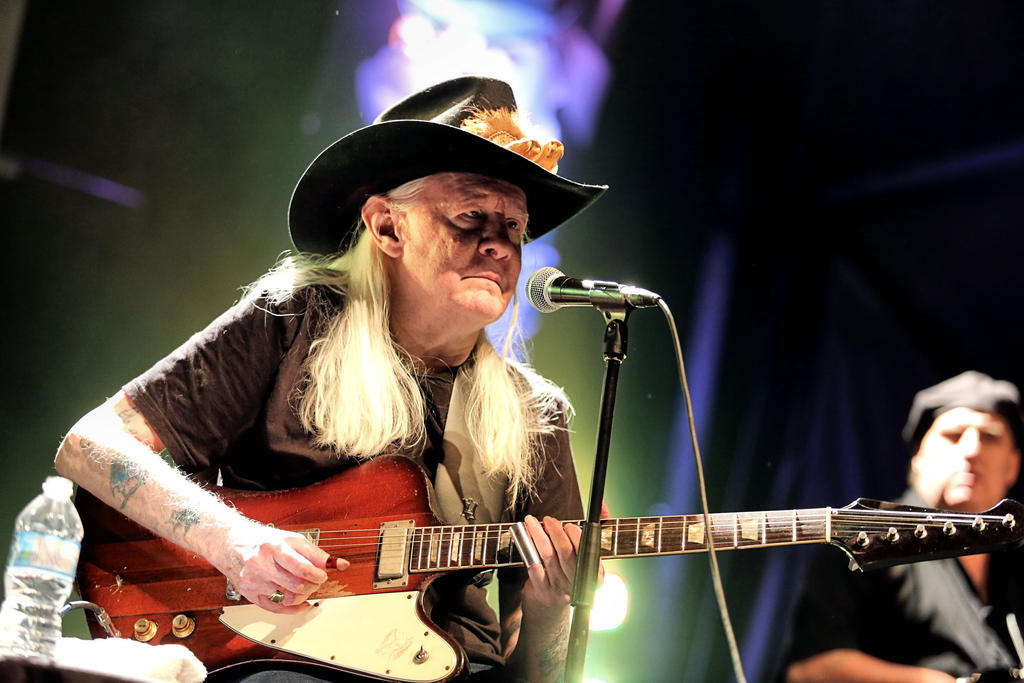 Calabogie Blues Festival: Johnny Winter By Basseca On