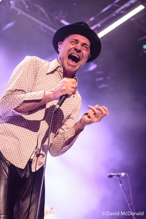 The Tragically Hip:  Gord Downie II by basseca