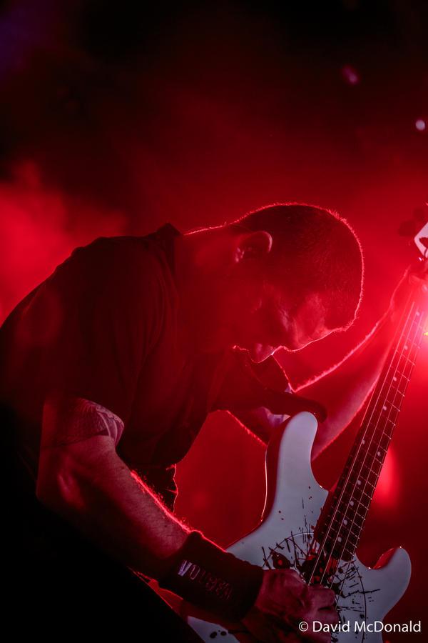 Volbeat: Anders Kjolholm by basseca