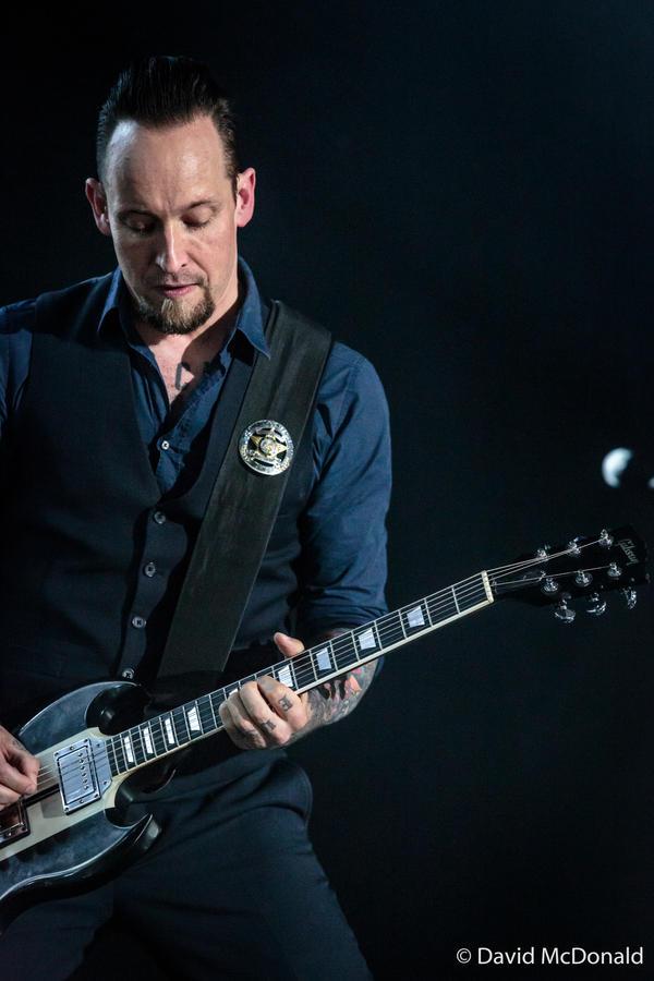 Volbeat: Michael Poulsen by basseca