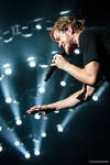 Imagine Dragons:  Dan Reynolds