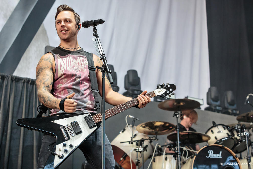Bullet For My Valentine: Matt Tuck by basseca on DeviantArt