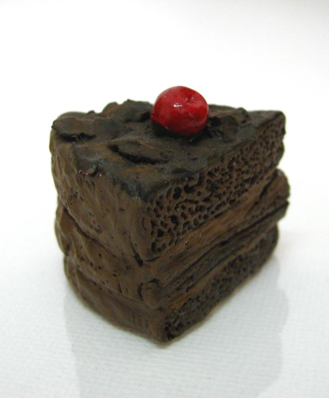 Chocolate Cherry Cake Balls