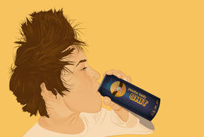 drink yourself retarded by jimro