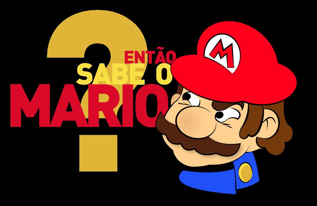 Sabe o Mario? by xoosakix
