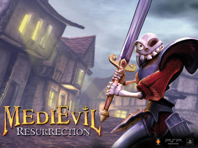Medievil Resurrection Desktop by Dacha-thwei