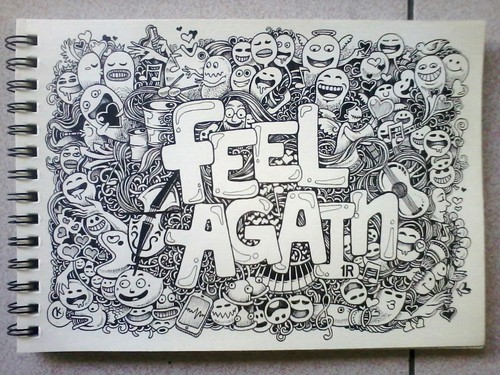 FEEL AGAIN by kerbyrosanes